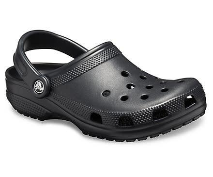 Classic Clog Black-1