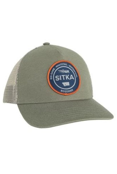 Sitka Seal 5 Panel Patch Trucker Cargo OSFA Hat
