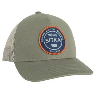 Sitka Seal 5 Panel Patch Trucker Cargo OSFA Hat-1