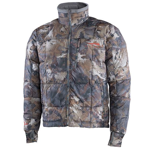 Fahrenheit Jacket Timber-1