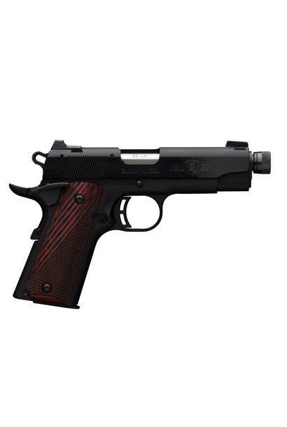Browning Pistol 22 LR 1911 BL MED SIR CMP 3DT
