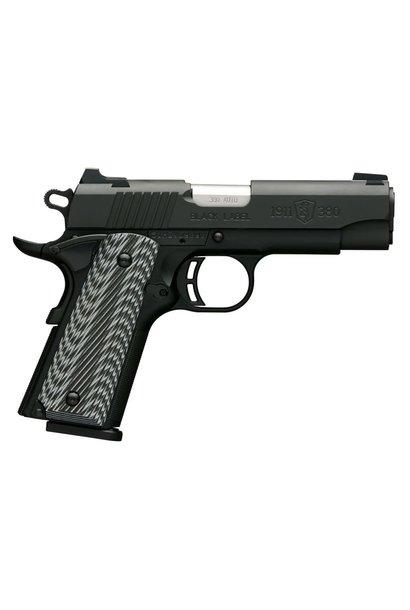 Pistol 380 1911  Black Label Pro Compact 3 DT