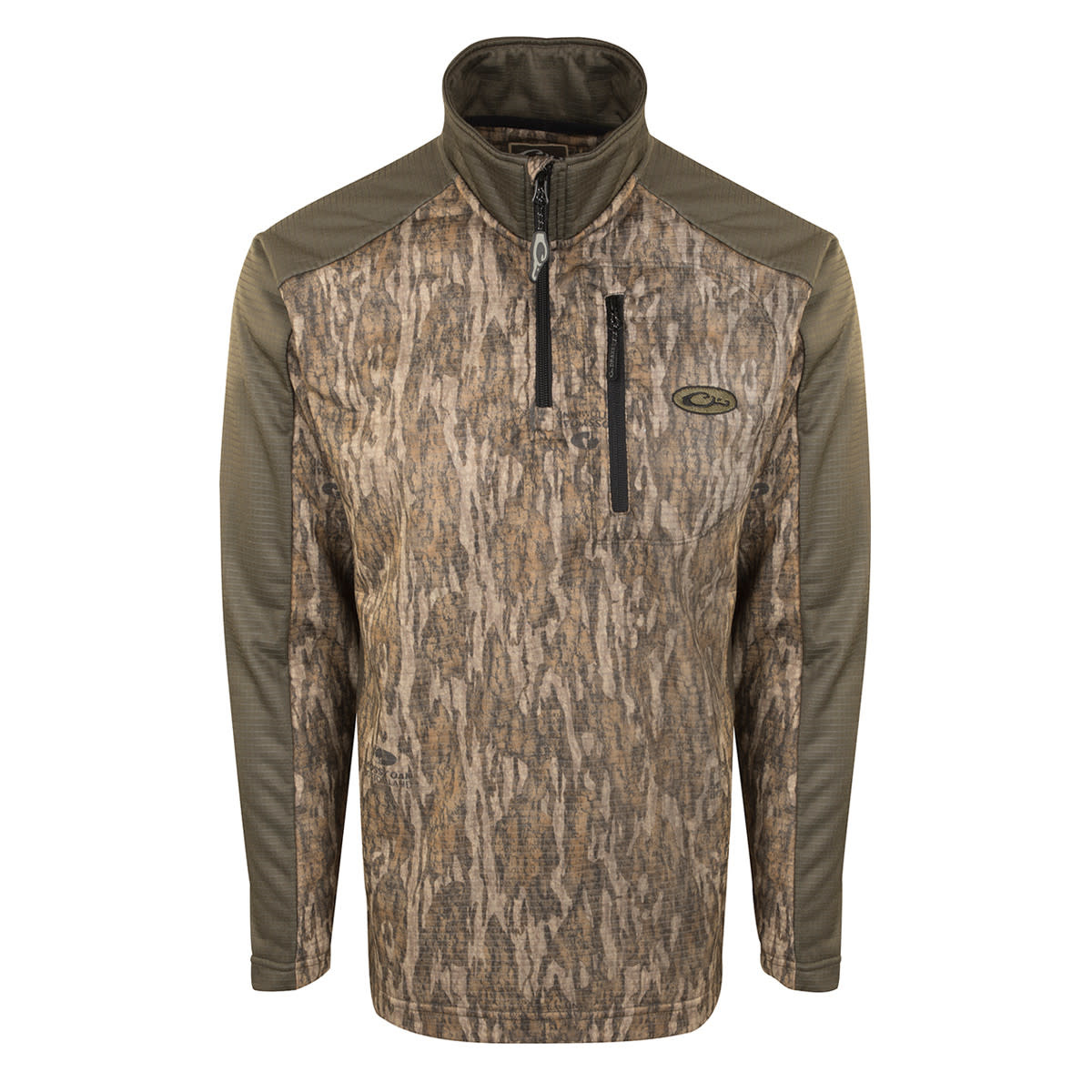 Breathable 2.0 1/4 Zip Pullover Bottomland-1