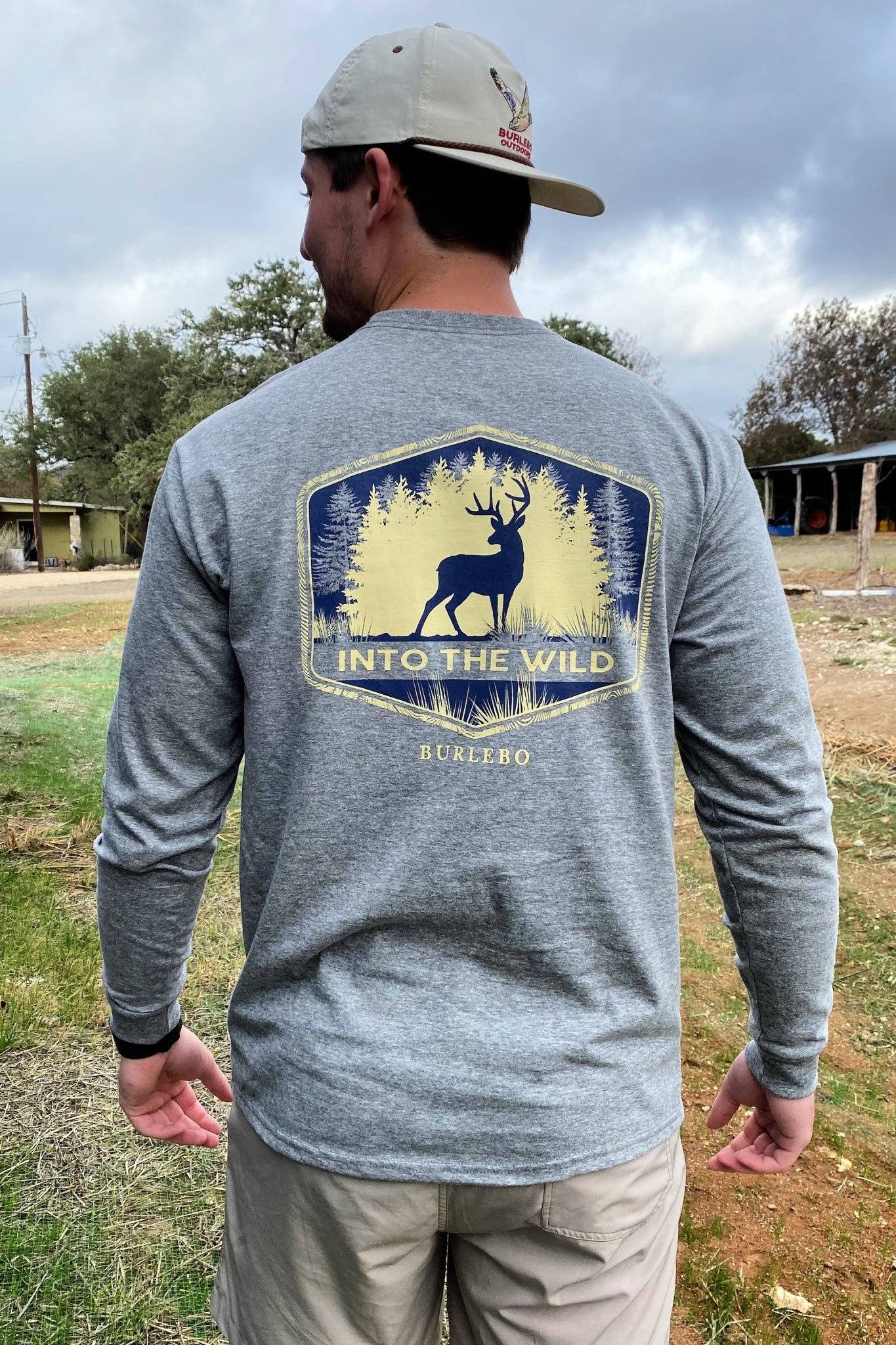 Burlebo Into the Wild Long Sleeve-1
