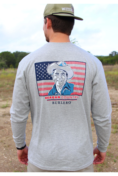 Burlebo Reagan Country Long Sleeve