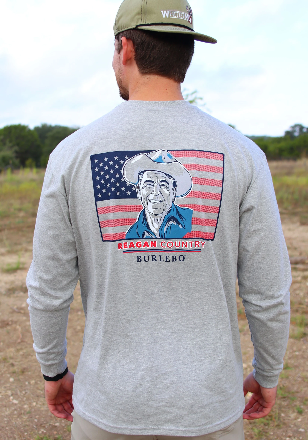 Burlebo Reagan Country Long Sleeve-1