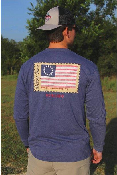 Betsy Ross Short Sleeve