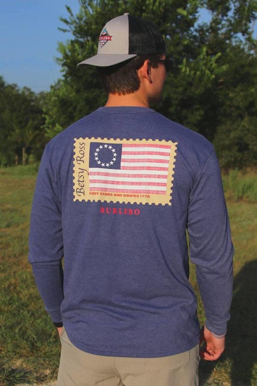 Betsy Ross Short Sleeve-1