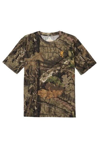 Wasatch Jr Short Sleeve RealTree Timber