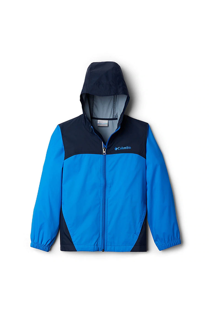 Glennaker Rain Jacket Hyper Blue Youth