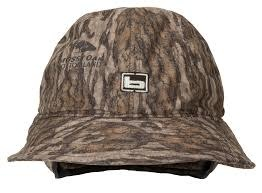 Banded Jones Cap  Bottomland  Large-1