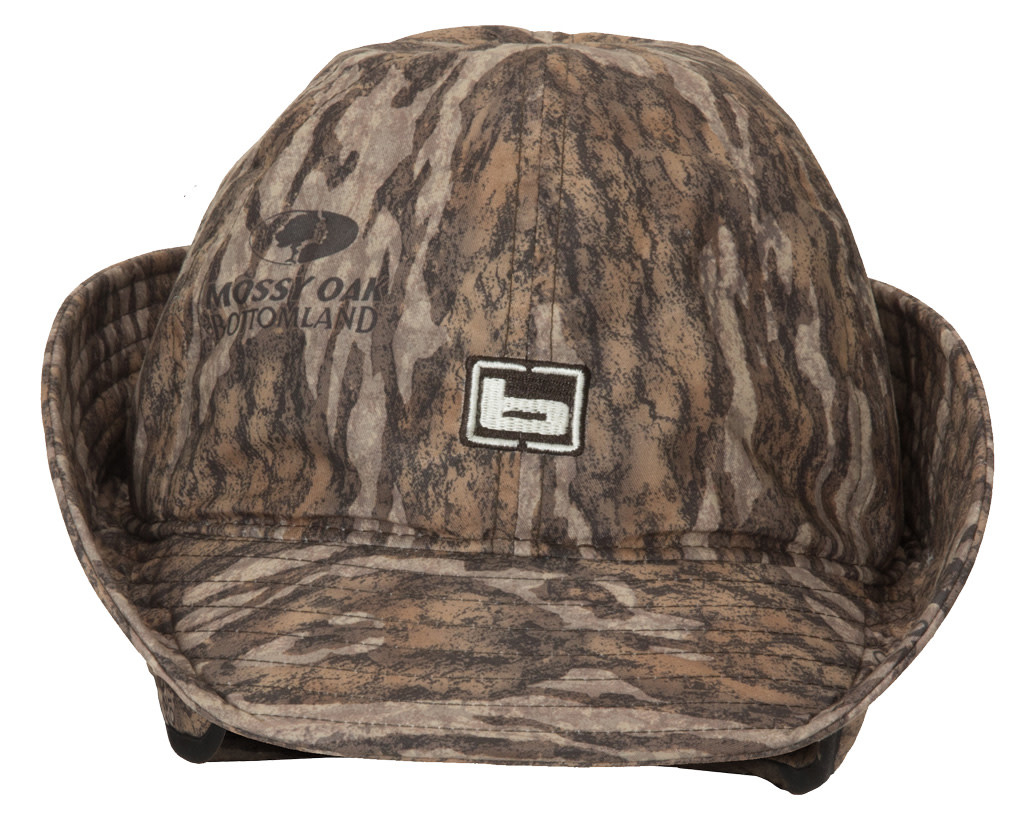 Banded Jones Cap  Bottomland  Large-3