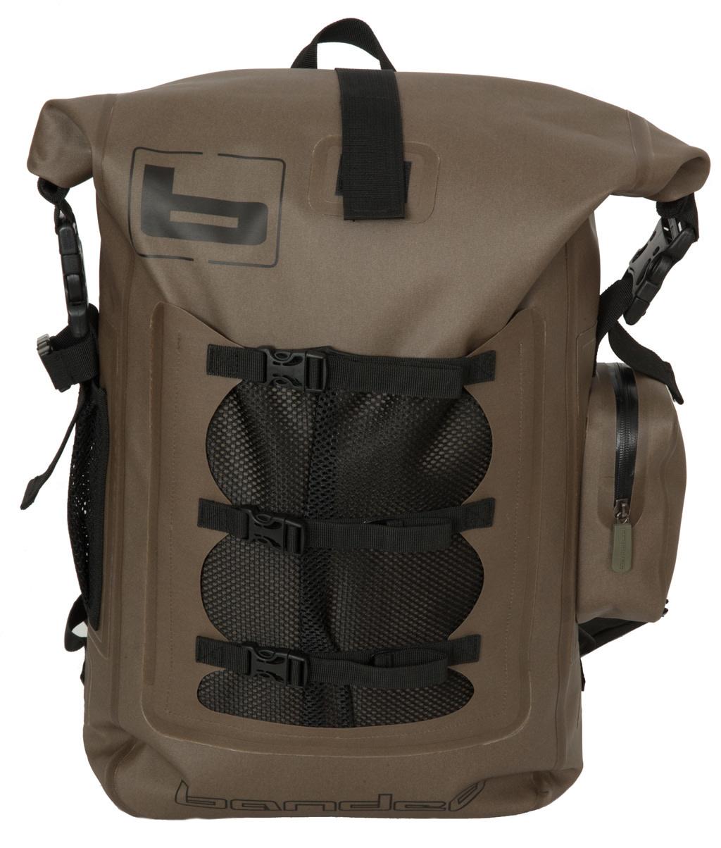 Banded ArcWelded Backpack Spanish Moss-1