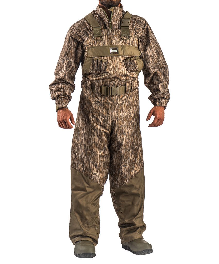 Redzone 2.0 Breathable Insulated Wader Bottomland-1