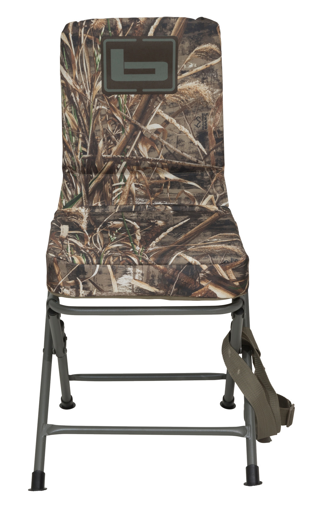 Tall Swivel Blind Chair MAX5-1