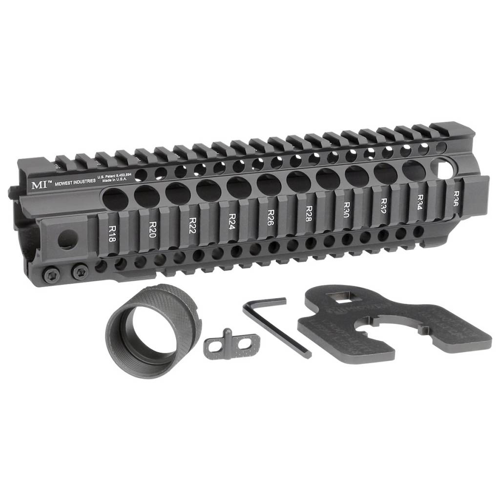 MIDWEST IND  CRT PICATINNY HANDGUARD