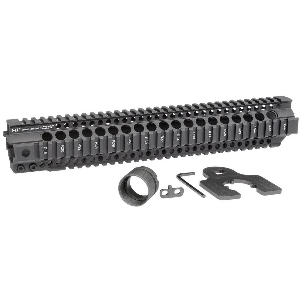 MIDWEST IND. CRT PICATINNY HANDGUARD