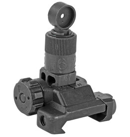 KAC MICRO 600M FLIP REAR SIGHT