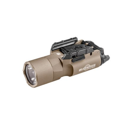 SUREFIRE X300U-A PISTOL LIGHT TAN (1000LM)