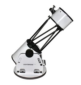 "Meade Meade Instruments 10"" LightBridge PLUS Dobsonian Telescope - Anti-Reflection Coatings"