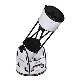"Meade Meade Instruments 12"" LightBridge PLUS Dobsonian Telescope - Anti-Reflection Coatings"