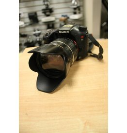 Sony A77 DSLR Camera with Tamron 28-300mm lens & battery Grip
