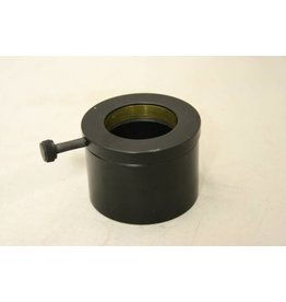 Low Profile Anodized 2-1.25 Adapter wi Brass Compression (Threaded for filters)(Pre-owned)