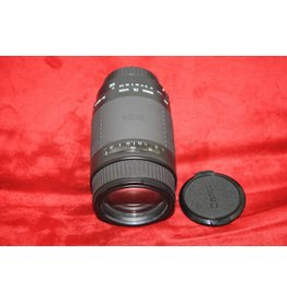 Sigma 75-300 mm f4-5.6 Canon EOS: For Film Camera Only
