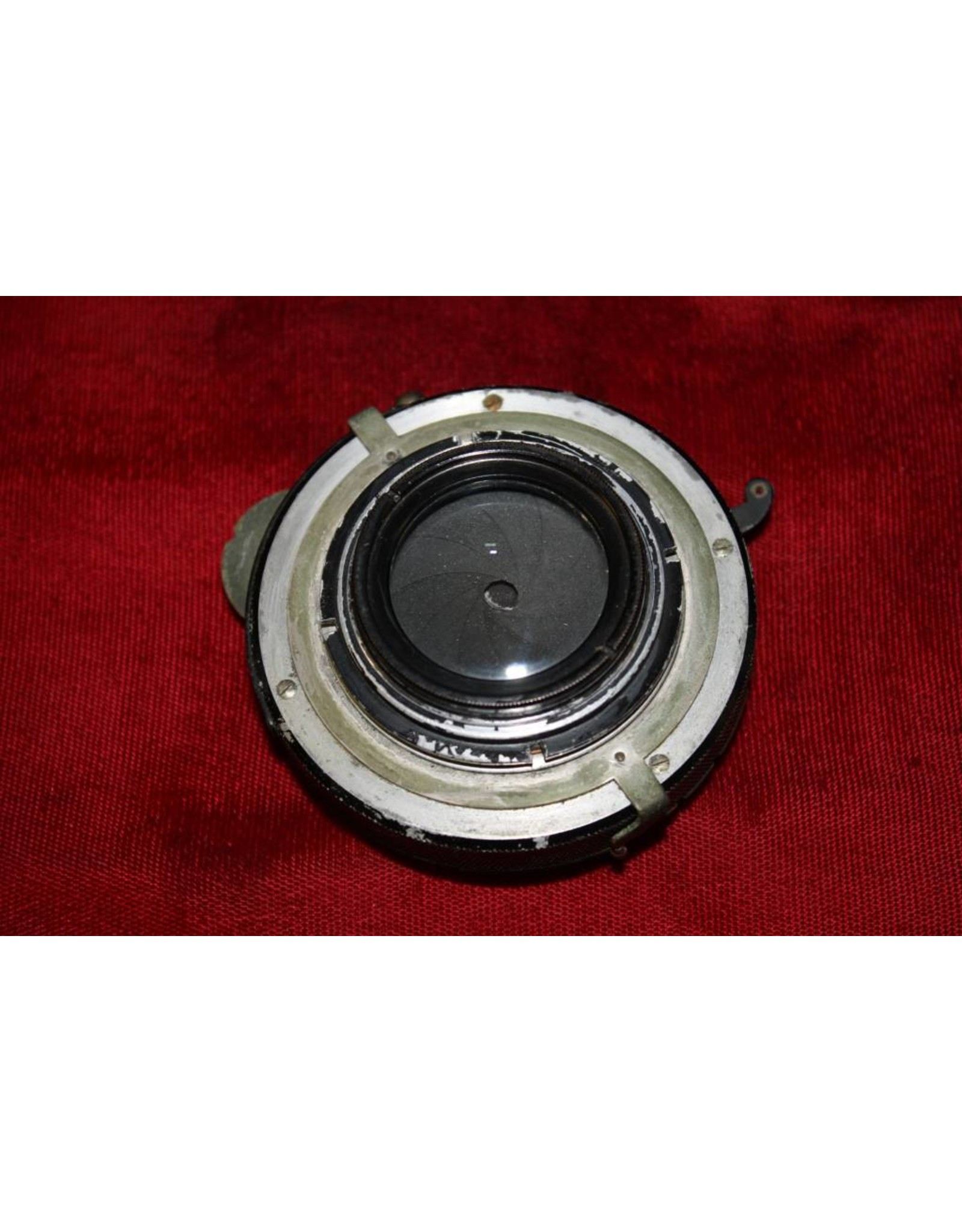 Carl Zeiss Jena Tessar 13.5cm f/4.5 Large Format Lens 4x5