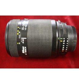 Nikon NIKON AF NIKKOR 70-300MM F4-5.6 G LENS (Pre-owned)