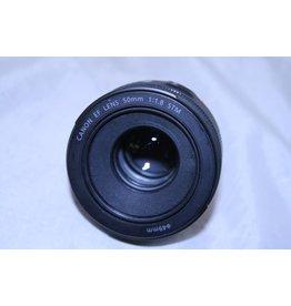 Canon Canon EF 50mm f/1.8 STM Standard Autofocus Lens for DSLR Cameras (Pre-owned)