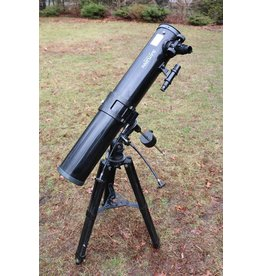 "Meade Meade Saturn 114EQ f8, .965"" focuser, 5x25 finder BARGAIN CLEARANCE! (Pre-owned)"