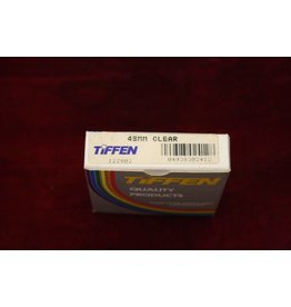 Tiffen 48mm Clear Filter