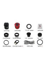ZWO ZWO ASI1600MM Cooled PRO Mono Camera Kit with EFW Mini & 31mm LRGB Filters