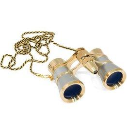 Levenhuk Levenhuk Broadway 325F Opera Glasses with Chain (Gold)
