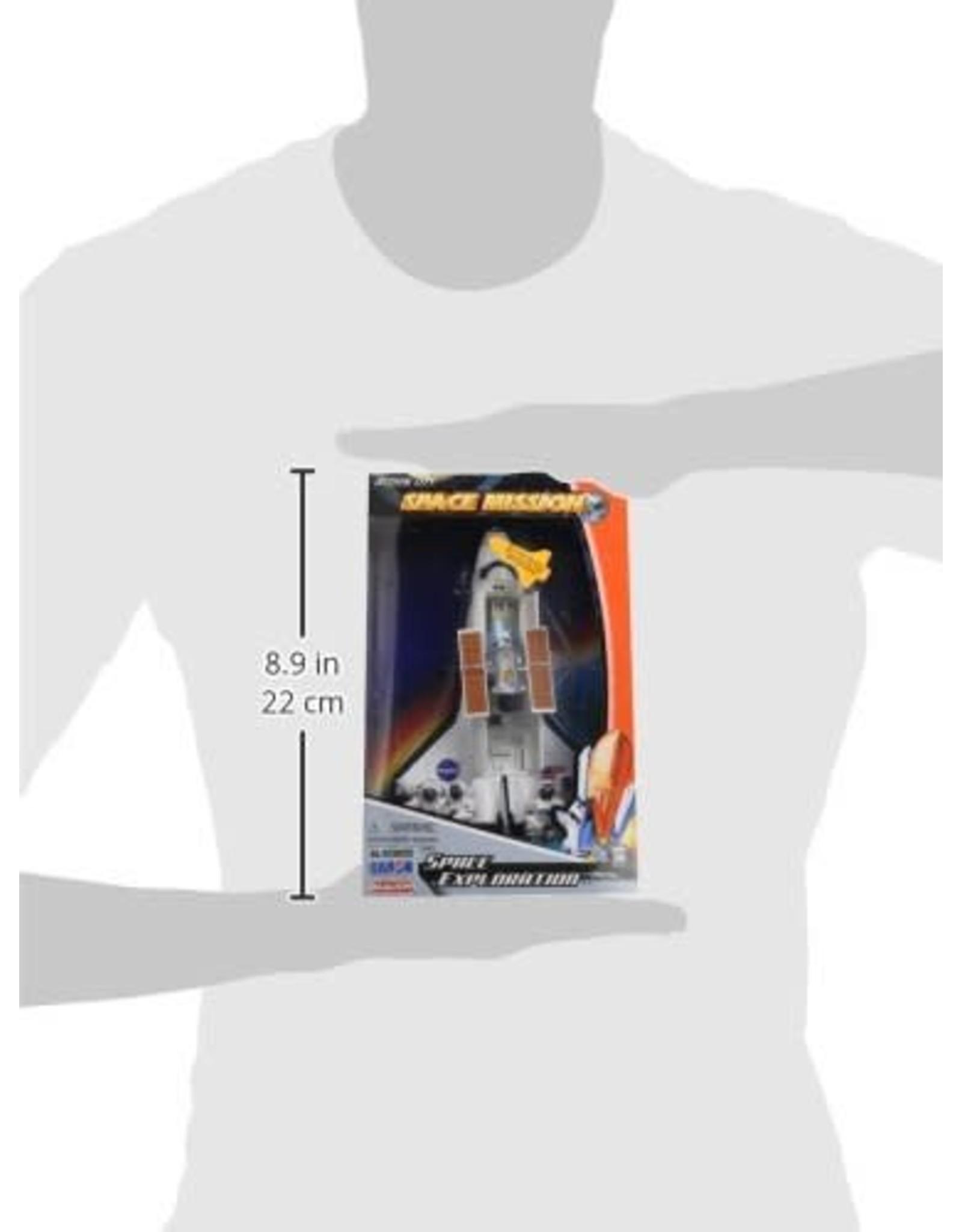 Action City Space Mission Space Shuttle Set (single)