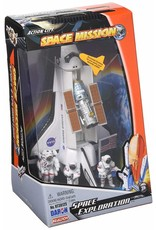 Action City Space Mission Space Shuttle Set (single)