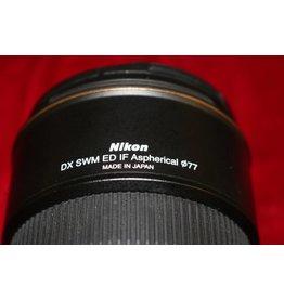 Nikon AF-S Nikkor 17-55mm f2.8 G ED