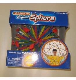 """Hoberman Sphere Rainbow (9.5""""to 30"""")"""