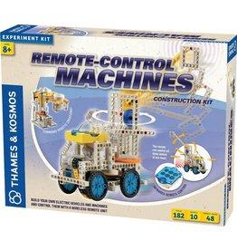Remote Control Machines