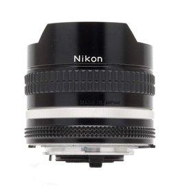Nikon 16mm f2.8 Fisheye-Nikkor AI-S Lens (Pre-owned)