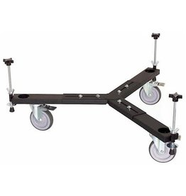 JMI JMI TPWUMED5 Medium Size Universal Wheely Bars  with 5 Inch Wheels