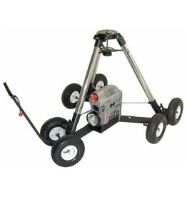 JMI JMI Medium Size Universal Wheeley Bar with pneumatic 10 inch wheels and tow handle
