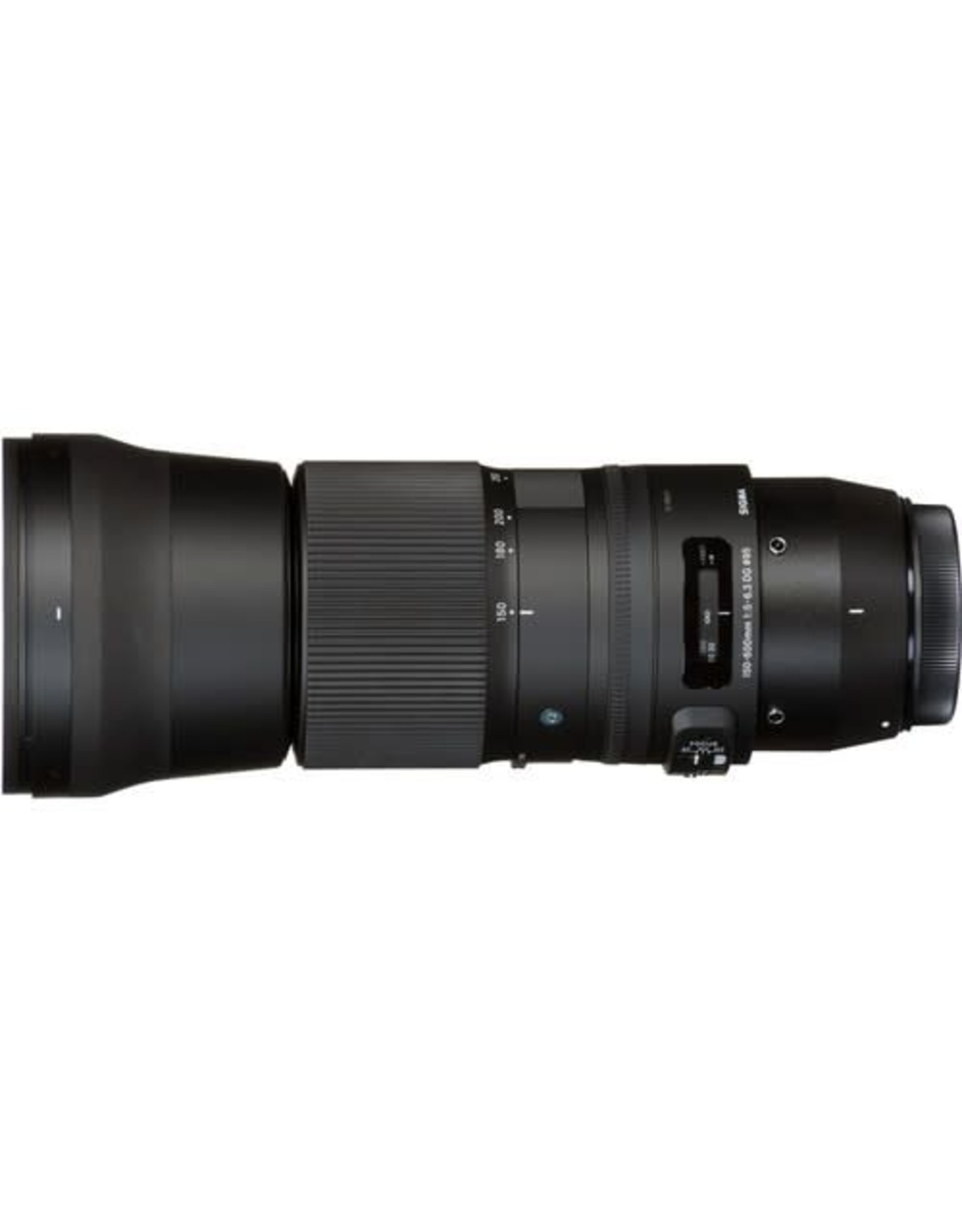Sigma Sigma 150-600mm 5-6.3 Contemporary DG OS HSM (Specify Mount Type)