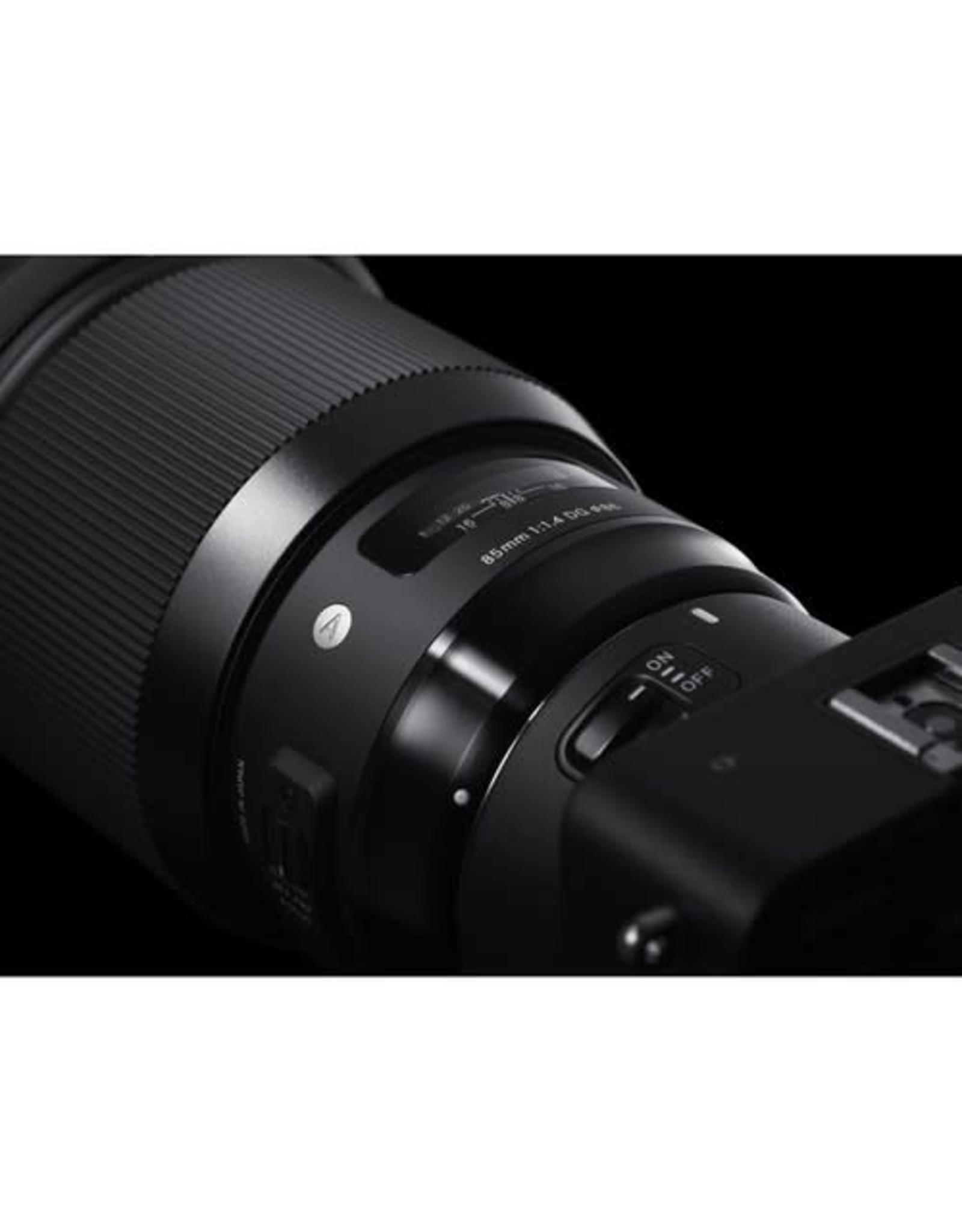 Sigma Sigma 85mm f1.4 Art DG HSM