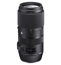Sigma Sigma 100-400mm f5-6.3 Contemporary DG  OS HSM
