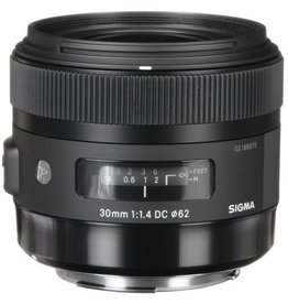 Sigma Sigma 30mm f1.4 Art DC HSM (Specify Mount Type)