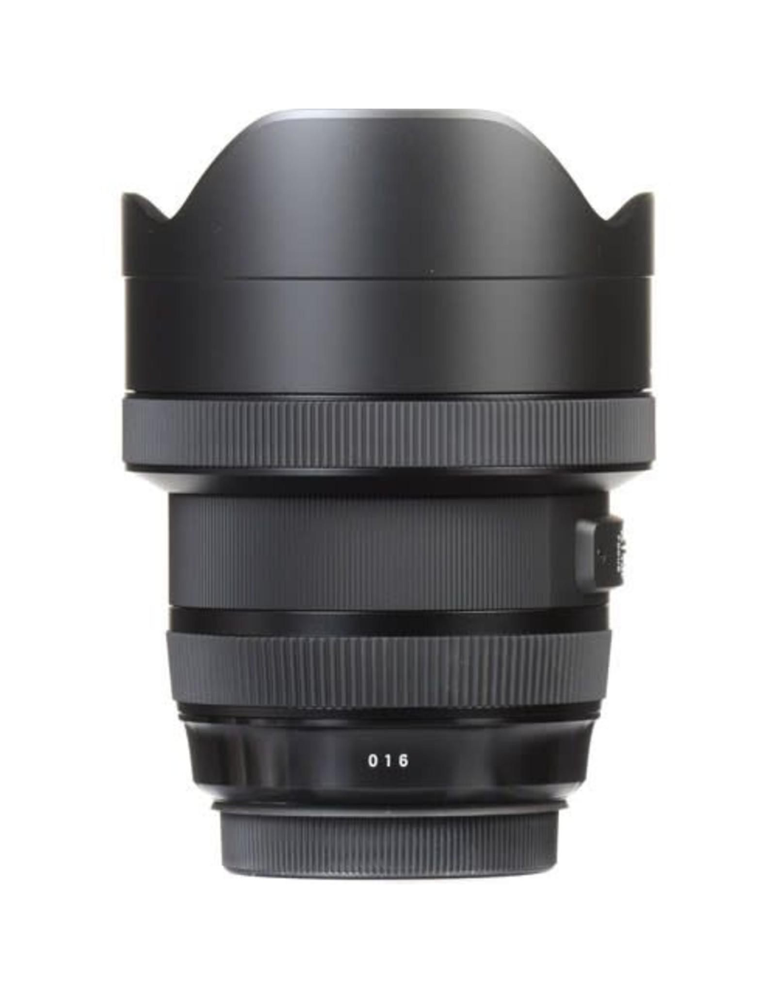 Sigma Sigma 12-24mm F4.0 Art DG HSM