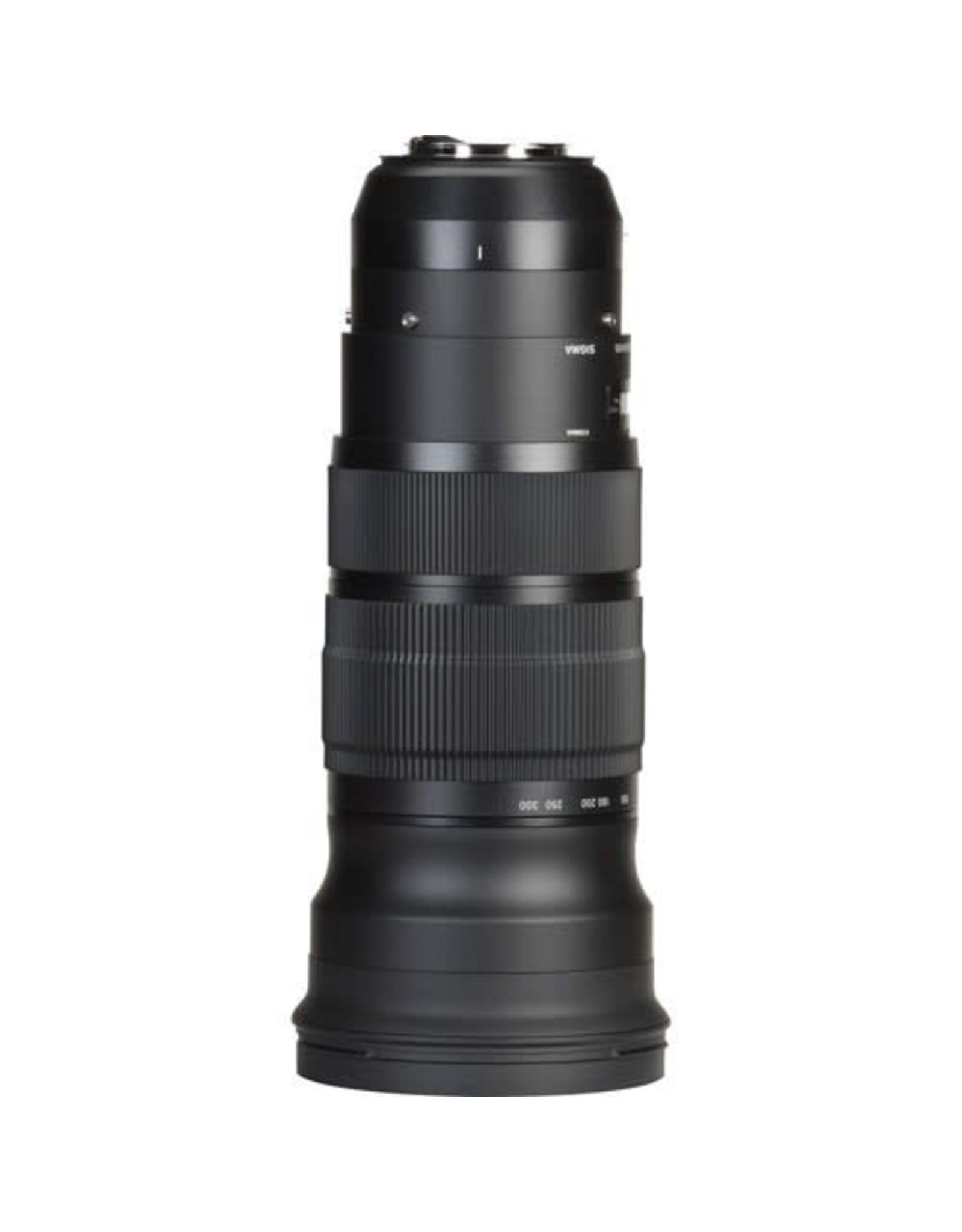 Sigma Sigma 120-300mm f2.8 Sports DG  APO OS HSM (Specify Mount Type)