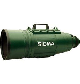 Sigma Sigma 200-500mm f/2.8 EX DG APO IF Autofocus Lens - Green